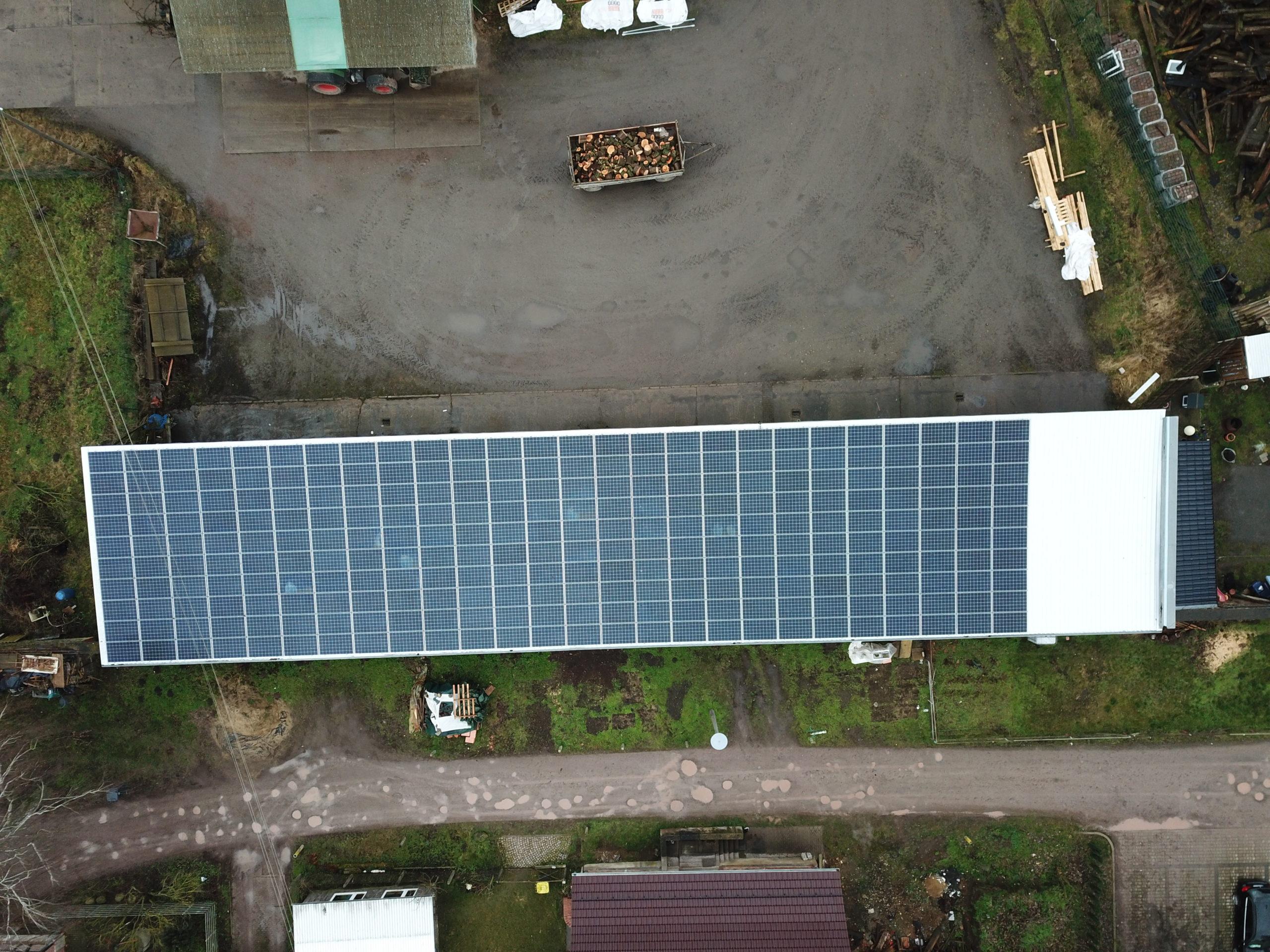 Ressourcenschonende Energie Für 80 Haushalte: Sun Contracting AG Nimmt 423,99 KWp Photovoltaikleistung In Betrieb