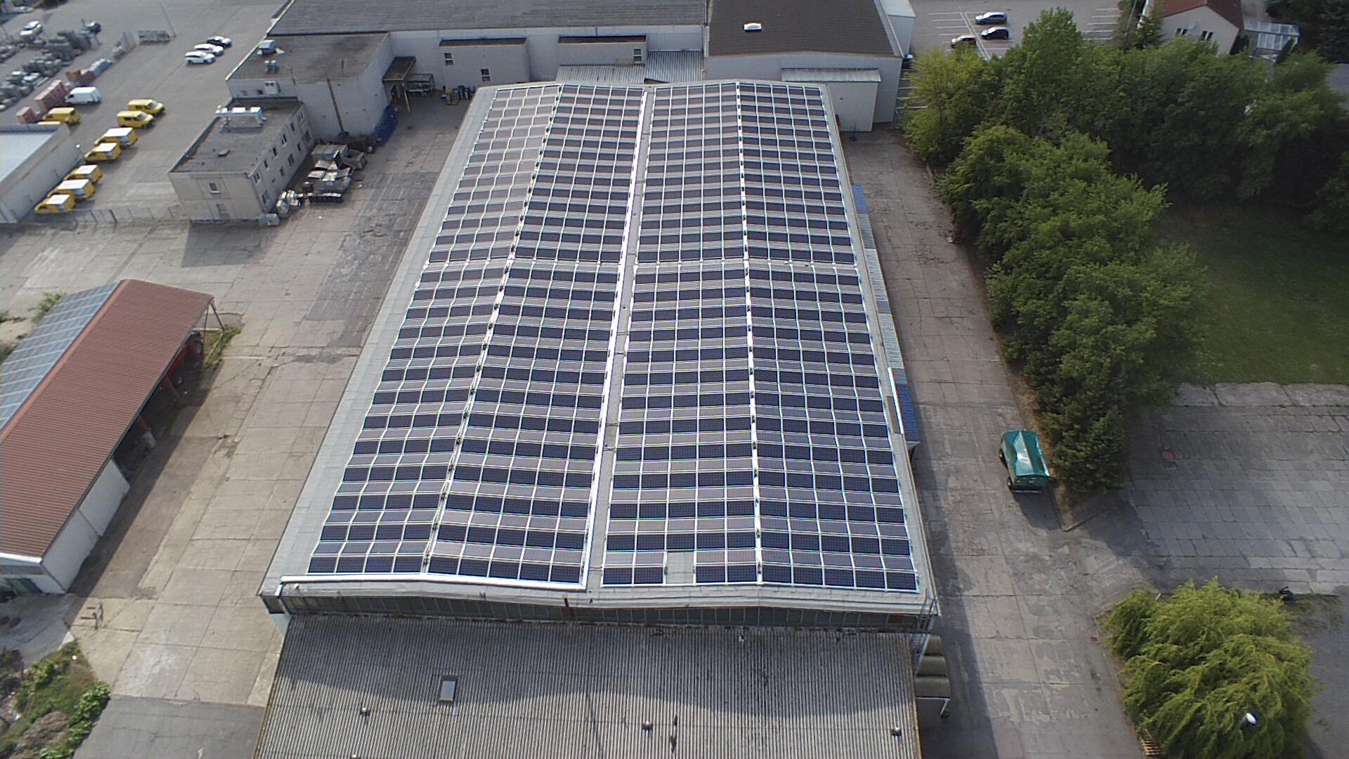 Wanzleben Wird Grün: Sun Contracting Stellt 281 KWp Photovoltaik Contracting Fertig